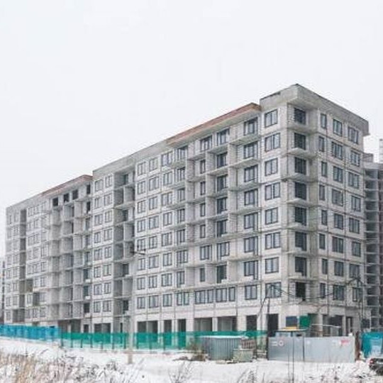 Ход строительства ЖК Северный 2018