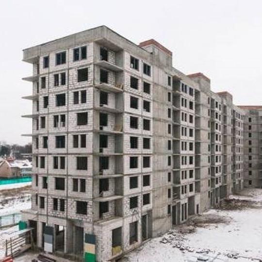 Ход строительства ЖК Северный 2017